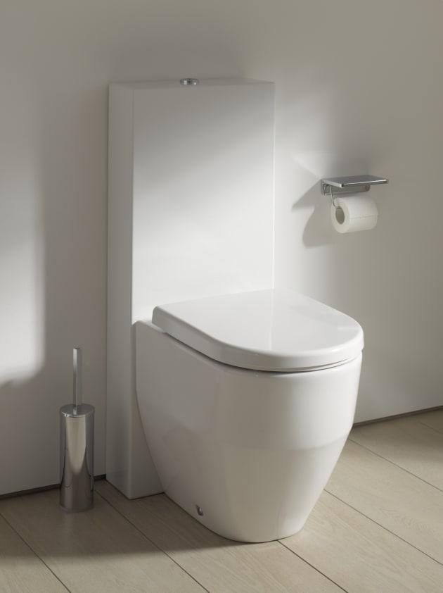 stand wc tiefsp ler mit sp lrand abgang waagerecht. Black Bedroom Furniture Sets. Home Design Ideas