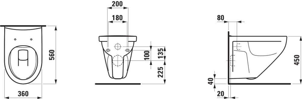 Wand Wc Rimless Comfort Tiefspuler Ohne Spulrand Wand Wc Wc